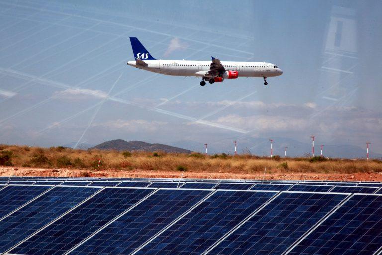 Ξεκίνησε η λειτουργία του φωτοβολταϊκού στο Ελ. Βενιζέλος | Newsit.gr