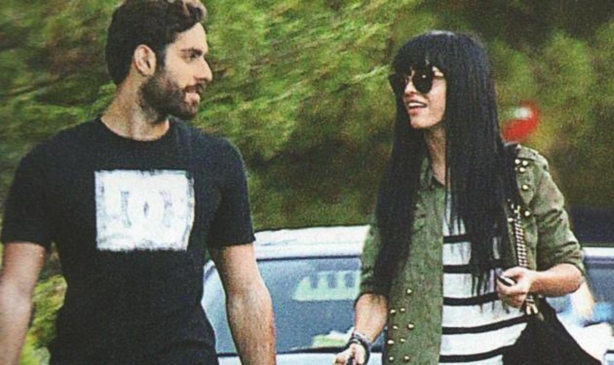 Ε. Φουρέιρα – Δ. Πελέκης: Νέο hot ζευγάρι στην πόλη! Φωτογραφίες   Newsit.gr