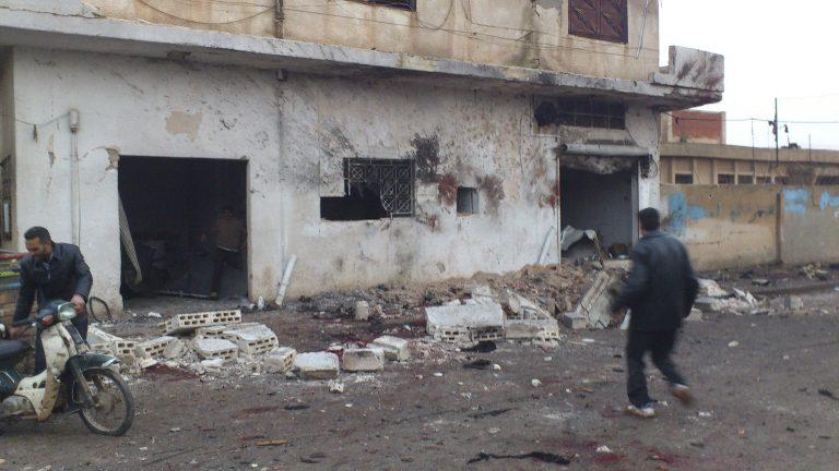 Συρία: Νέα έξοδος προσφύγων προς την Τουρκία, έπειτα από φονική επίθεση | Newsit.gr