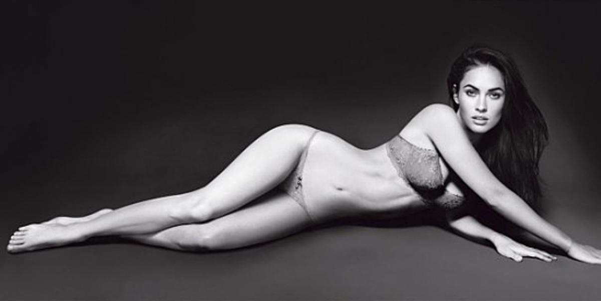 Η Megan Fox γδύνεται για τον Αρμάνι! | Newsit.gr
