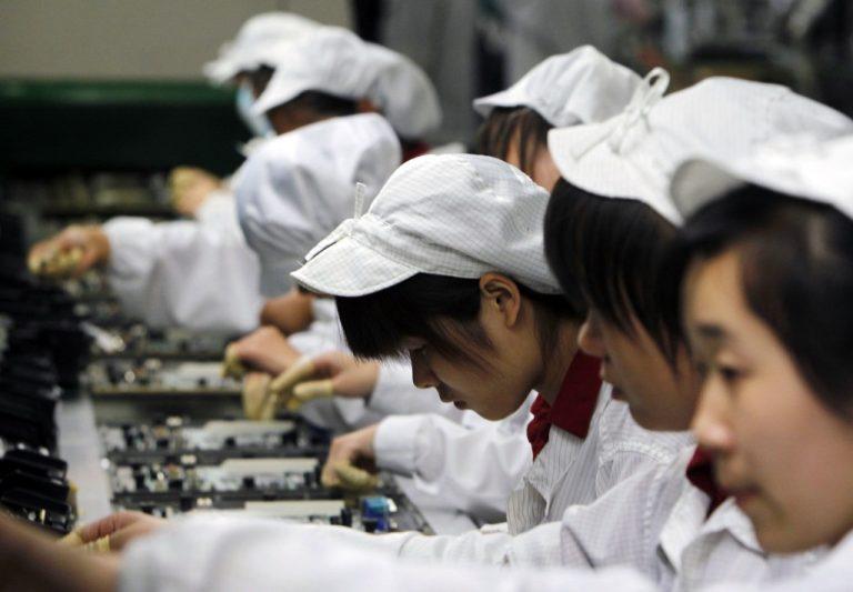 Εργάτες 14 ετών παραδέχεται ότι απασχολεί η Foxconn στην Κίνα   Newsit.gr