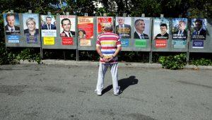 """Γαλλία – Εκλογές: Άνοιξαν οι κάλπες! Στην """"αρένα"""" οι 11 υποψήφιοι με το """"φάντασμα"""" της τρομοκρατίας να πλανάται"""