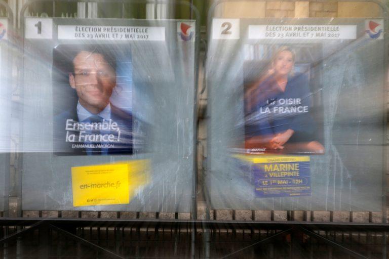 Γαλλικές εκλογές: Δημοσκόπηση… πονοκέφαλος για Μακρόν! Ανεβαίνει η Λε Πεν   Newsit.gr