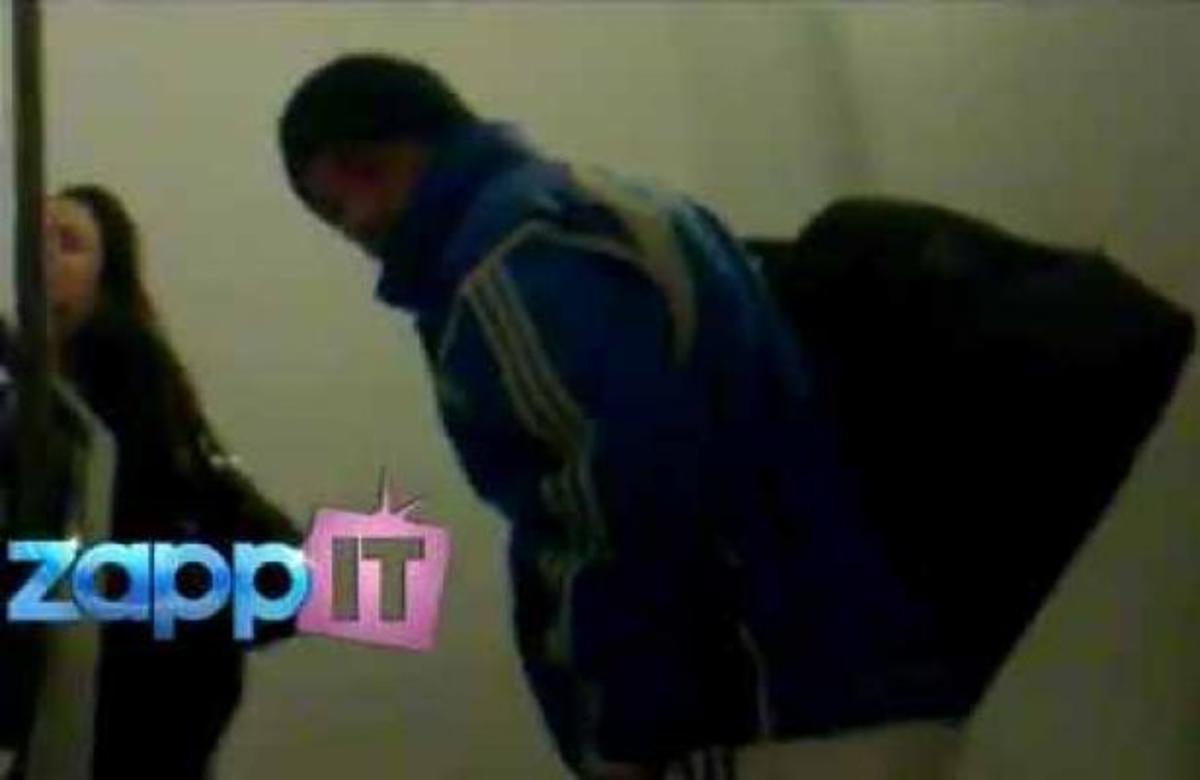 ΑΠΟΚΛΕΙΣΤΙΚΟ ΒΙΝΤΕΟ – Με νεύρα έφυγε ο Φραγκολιάς από το «Dancing»   Newsit.gr
