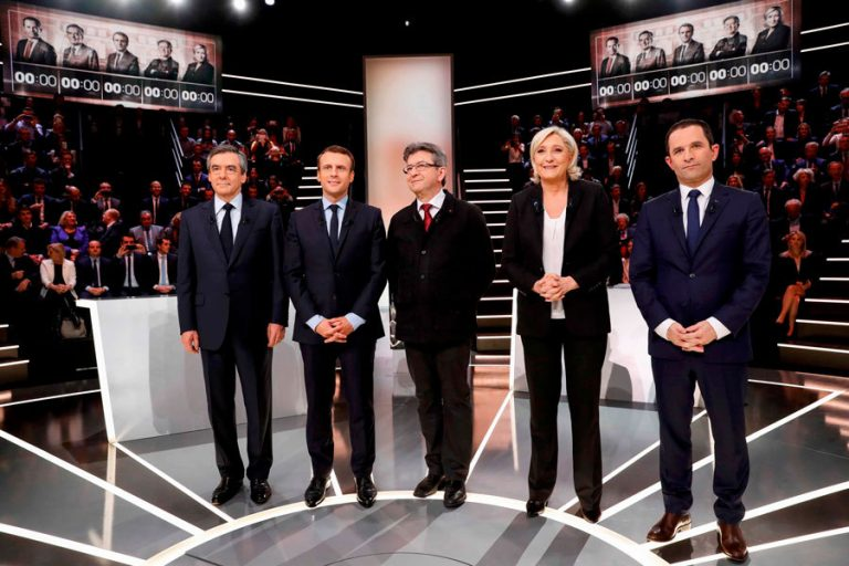 Γαλλία: Debate «comme il faut» – Αμηχανία, μπουρκίνι και… νικητής ο Μακρόν [pics, vids] | Newsit.gr