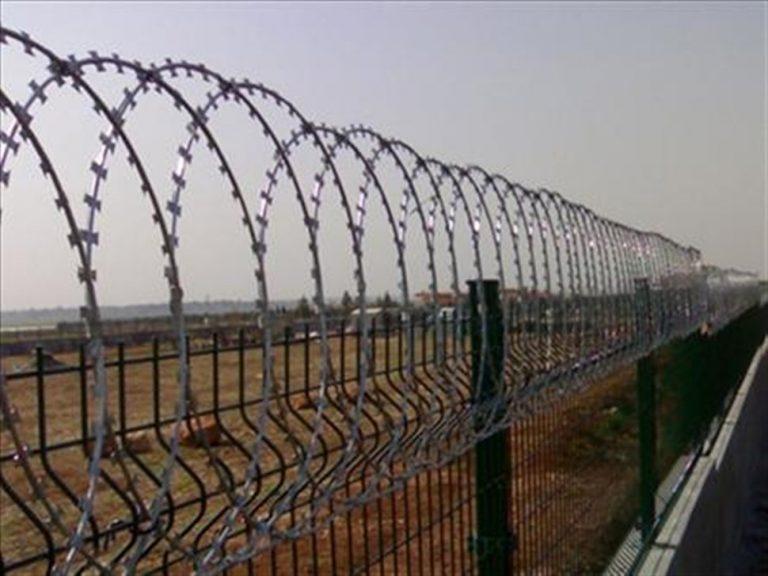 Ολοκληρώθηκε η κατασκευή του φράχτη στον Έβρο | Newsit.gr