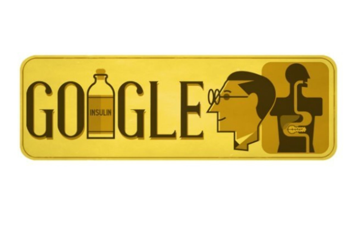 Frederick Banting: To Doodle της Google για τον μεγάλο γιατρό [pics, vids]   Newsit.gr