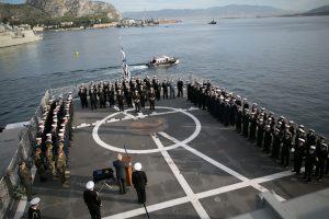 25 Μαρτίου 1821: Πολεμικά πλοία στον Πειραιά ανοικτά για το κοινό!