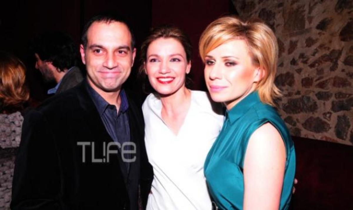 Π. Βλαντή: Λαμπερή πρεμιέρα με διάσημους φίλους! Φωτογραφίες   Newsit.gr