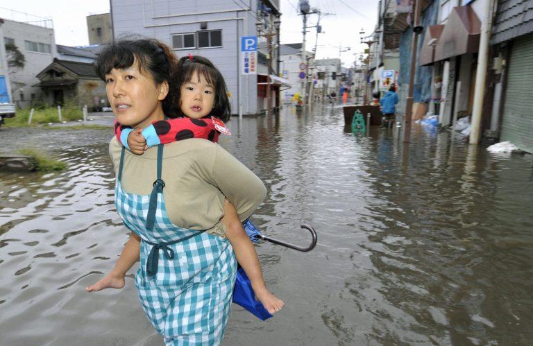 Τα παιδιά της Φουκουσίμα εμφανίζουν προβλήματα στον θυρεοειδή | Newsit.gr