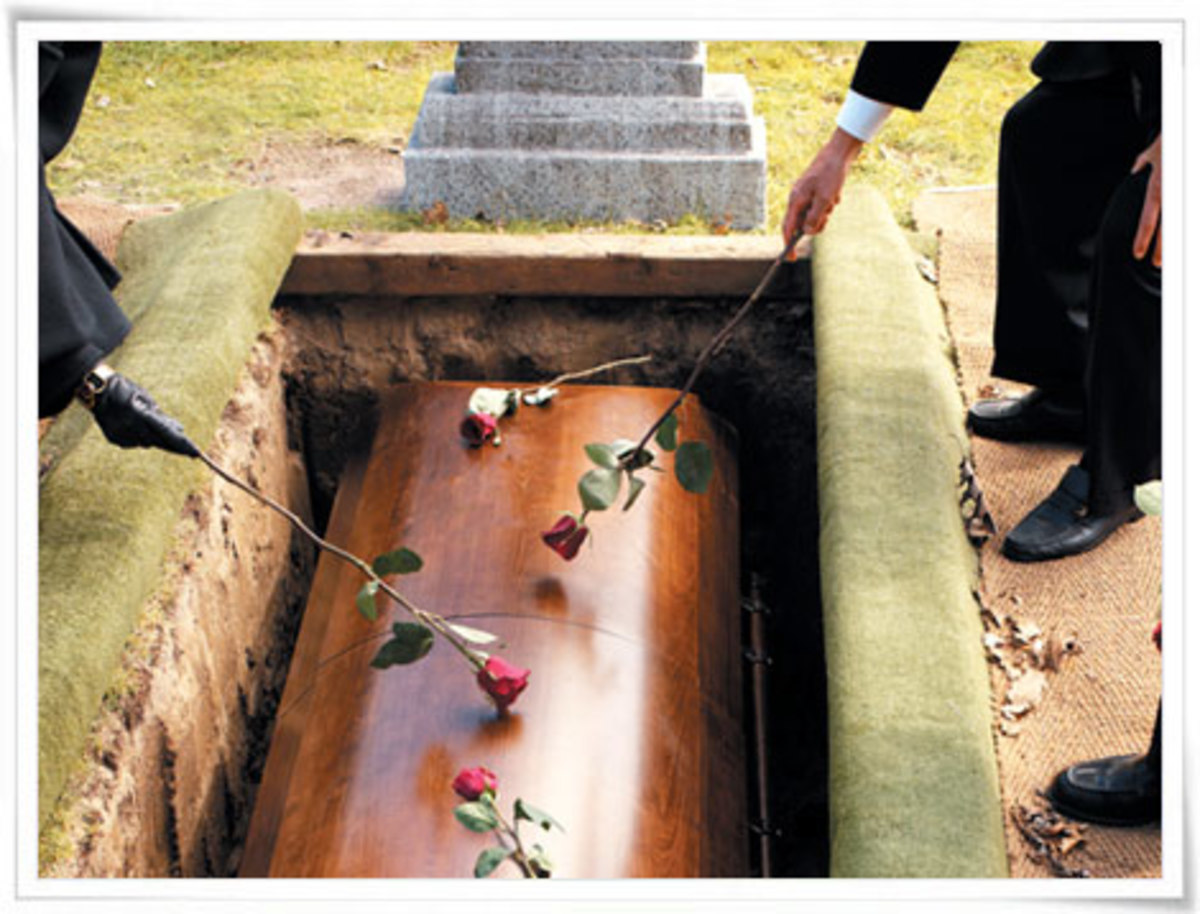 Επέστρεψε σπίτι της ένα μήνα μετά την… κηδεία της! | Newsit.gr
