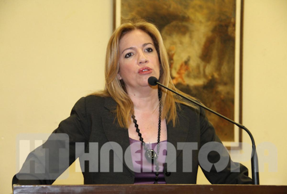 Αποδοκίμασαν την Φώφη Γεννηματά – Δείτε το βίντεο! | Newsit.gr