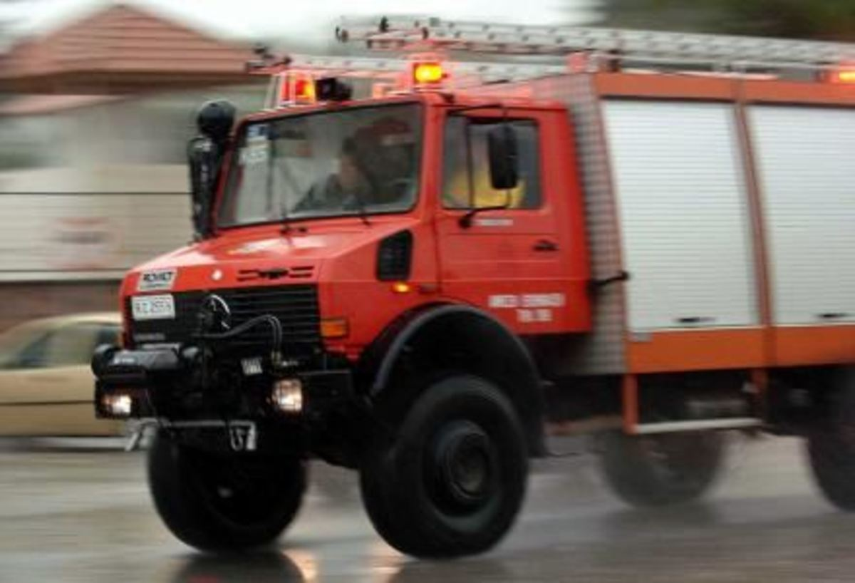 Φωτιά σε σχολείο του Ηρακλείου   Newsit.gr