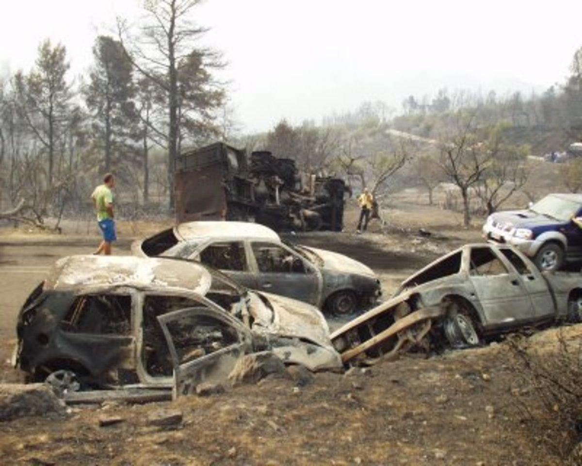 Ξεκίνησε η δίκη για τις φονικές πυρκαγιές – Συκλονιστική κατάθεση του τραγικού πατέρα | Newsit.gr