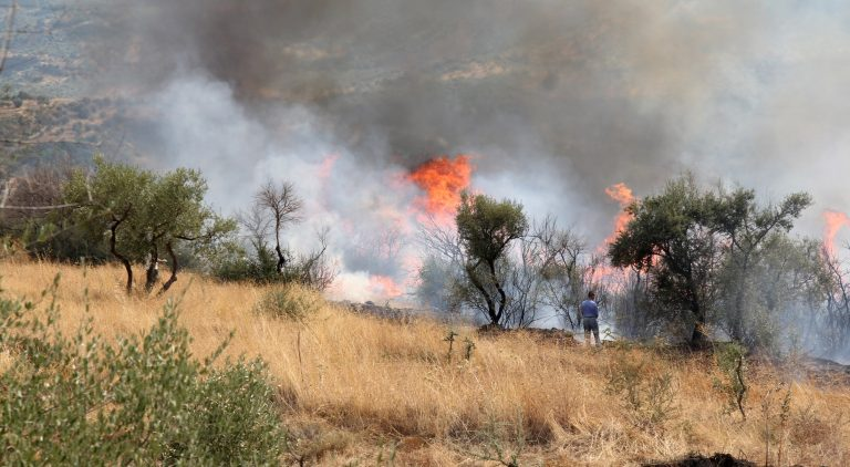 Φωτιά σε Κόνιτσα, Χανιά και Δράμα | Newsit.gr