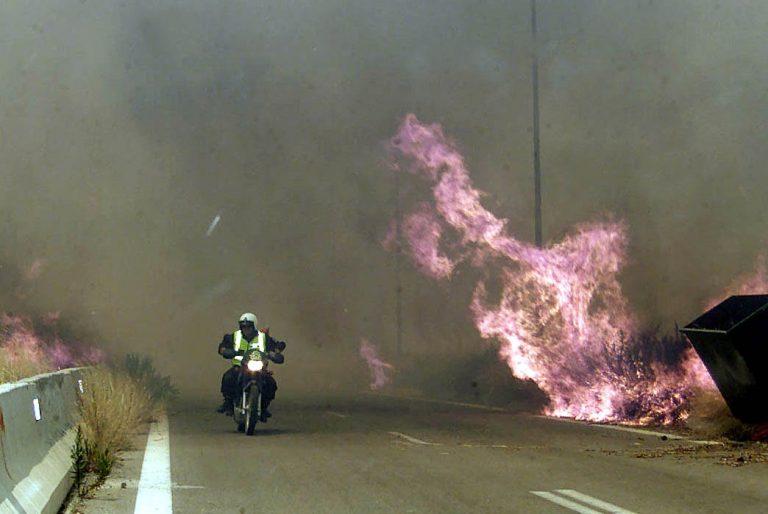 Λακωνία: Το πρώτο θύμα των πυρκαγιών- Παππούς απανθρακώθηκε!   Newsit.gr