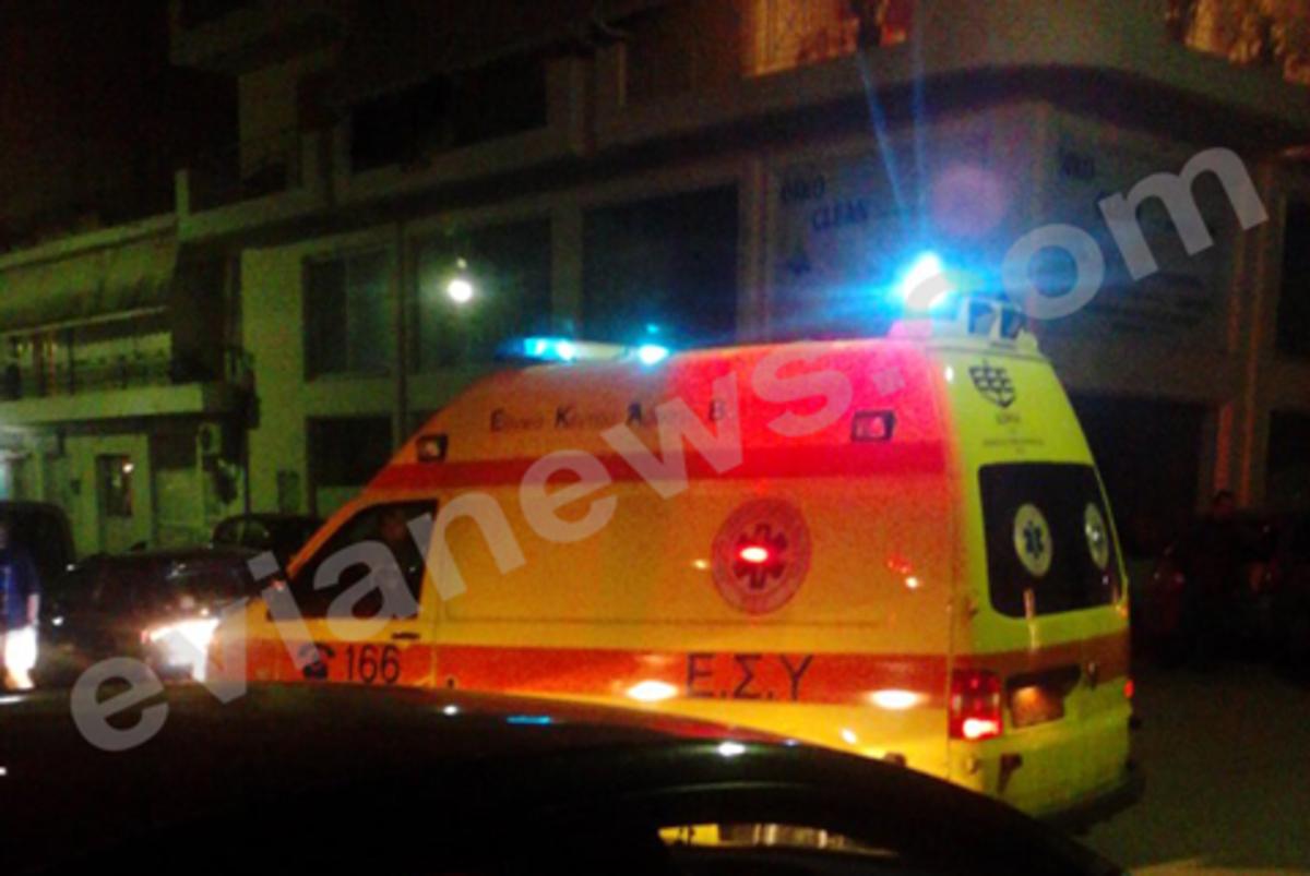 Εύβοια: Φωτιά σε διαμέρισμα πολυκατοικίας | Newsit.gr