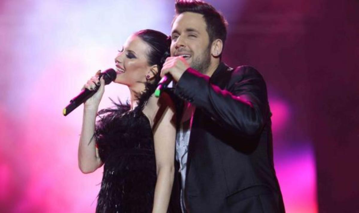 Γιώργος Γιαννιάς – Teodora: «Αυτό είναι έρωτας» | Newsit.gr