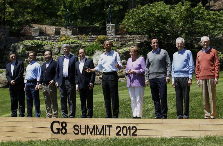 G8: Θέλουμε την Ελλάδα στην ευρωζώνη | Newsit.gr