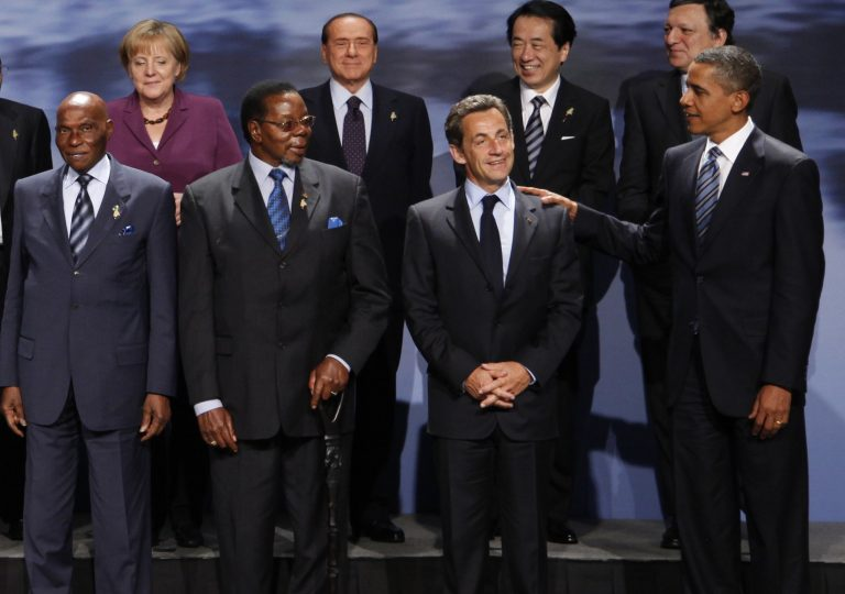 G8: Ο αποκλεισμός της Γάζας δεν μπορεί να συνεχιστεί   Newsit.gr