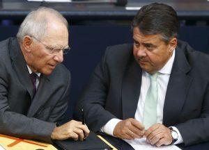 Γκάμπριελ reloaded κατά Σόιμπλε: «Βουντού» τα πλεονάσματα 3,5% στην Ελλάδα!
