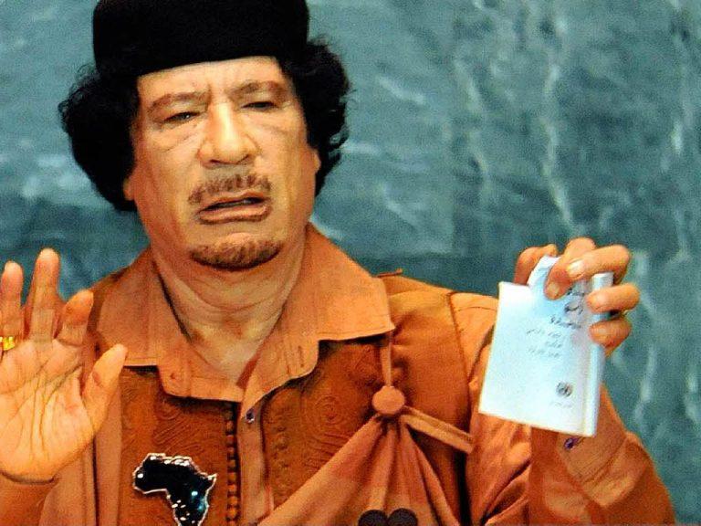 «Όταν η Σούδα σκότωσε τον Καντάφι» | Newsit.gr