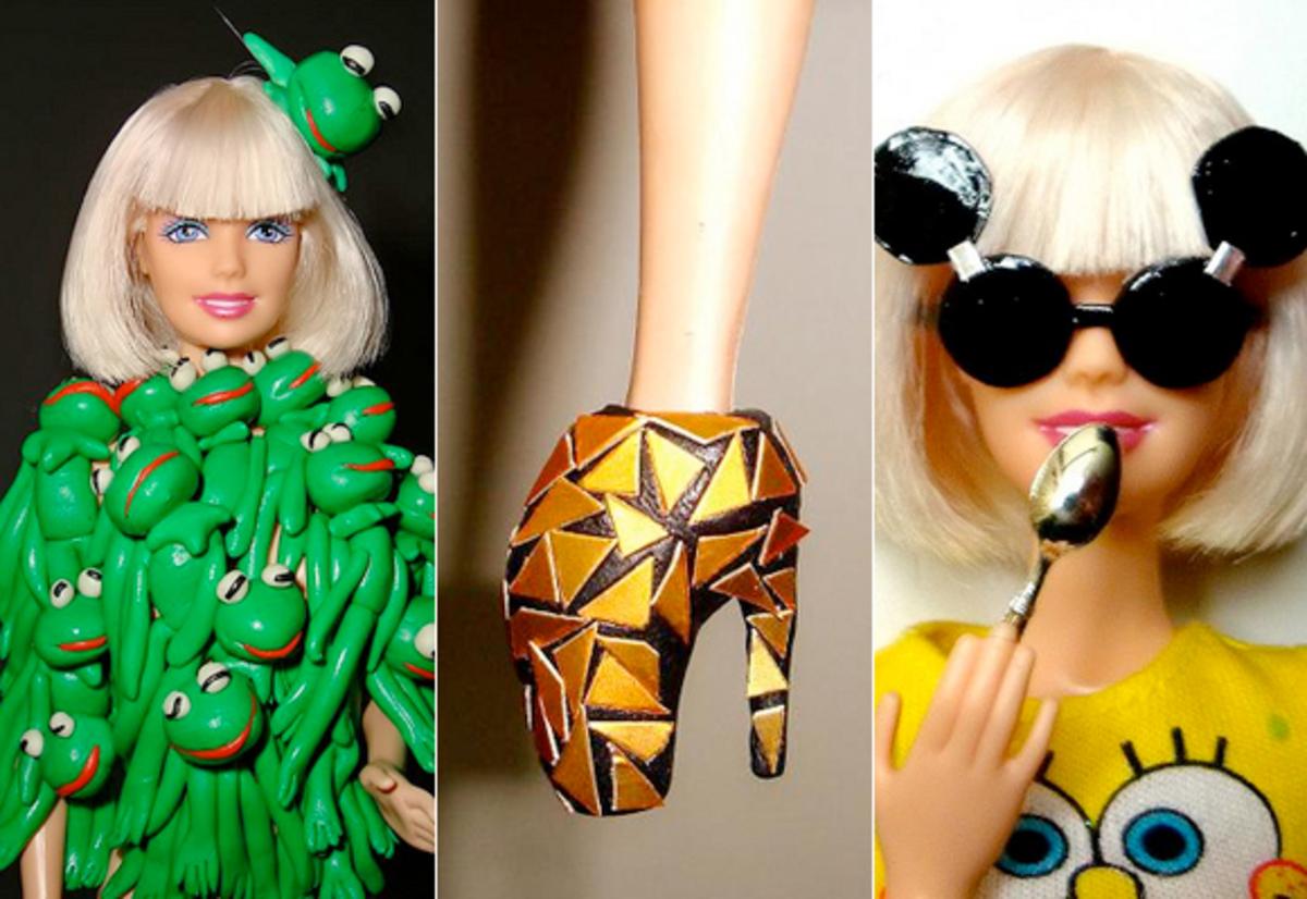 Η Lady Gaga τώρα και Barbie! | Newsit.gr