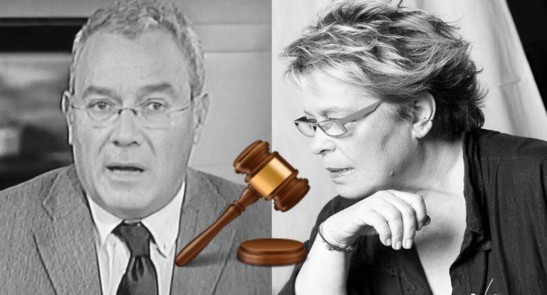 Στην επίθεση η Δήμητρα Γαλάνη, κατέθεσε αγωγή: «Ο Καψής καταργεί νόμους και συντάγματα» | Newsit.gr