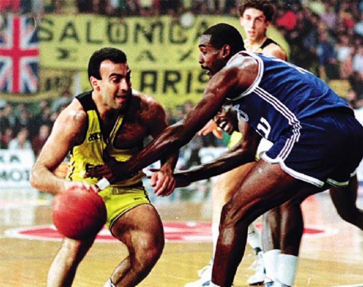 Ο θρύλος του ελληνικού μπάσκετ   Newsit.gr