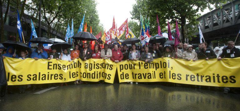 «Παρέλυσε» η Γαλλία | Newsit.gr
