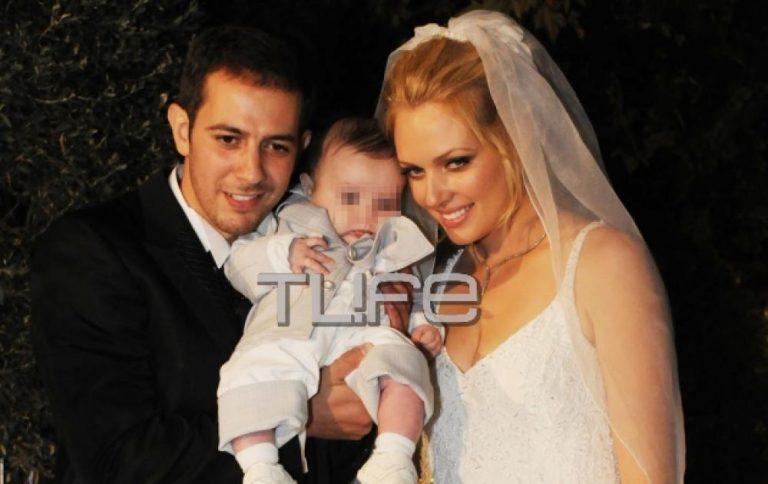 Α. Ανυφαντή: Γάμος και βάφτιση για την όμορφη Μις Ελλάς! Φωτογραφίες | Newsit.gr