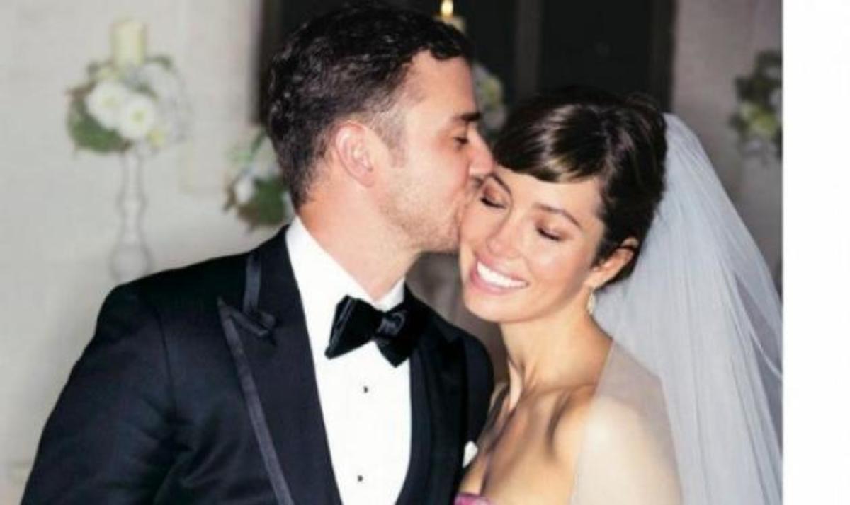 J. Timberlake – J. Biel: Το άλμπουμ του χλιδάτου γάμου τους στην Ιταλία! | Newsit.gr