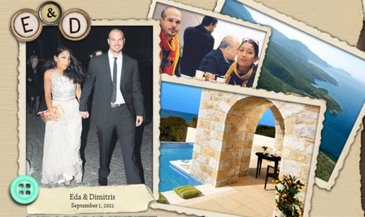 Δ. Γκινοσάτης – Ε. Πολάτ: Χλιδάτος ελληνοτουρκικός γάμος στην Πύλο!   Newsit.gr