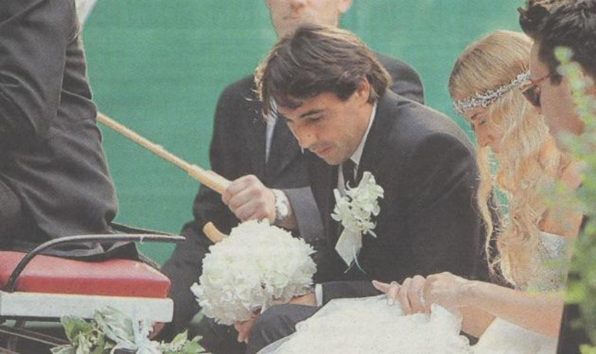 Μ. Παγδάτης – Καρολίνα: Παραμυθένιος γάμος σε κάστρο της Κροατίας! | Newsit.gr