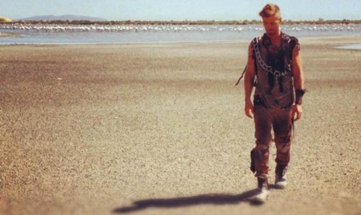 Στα γυρίσματα του νέου video clip του Νίκου Γκάνου! Backstage φωτογραφίες   Newsit.gr