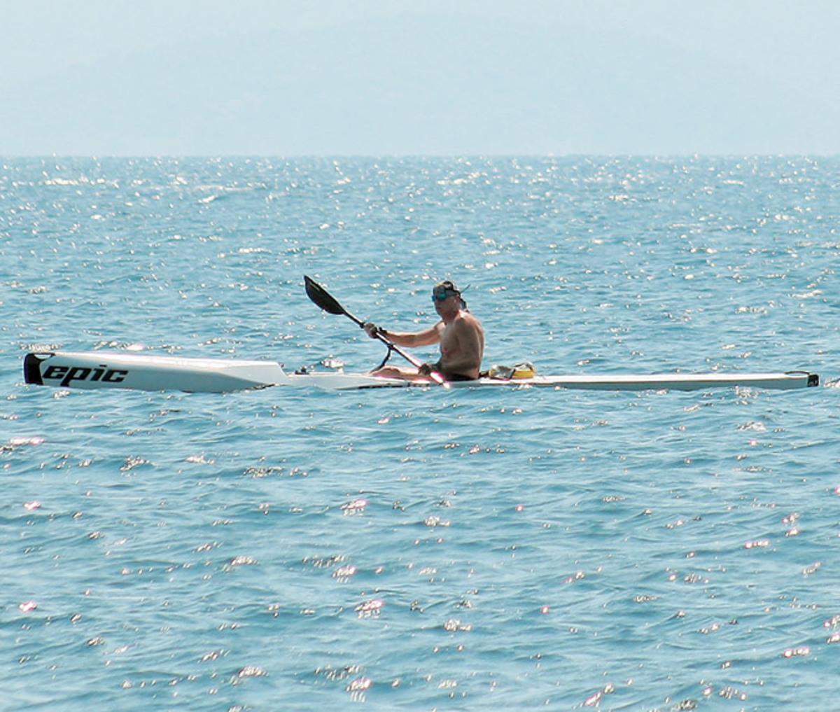 Κουπί και στις… διακοπές για τον Γ. Παπανδρέου – Δείτε φωτογραφίες   Newsit.gr