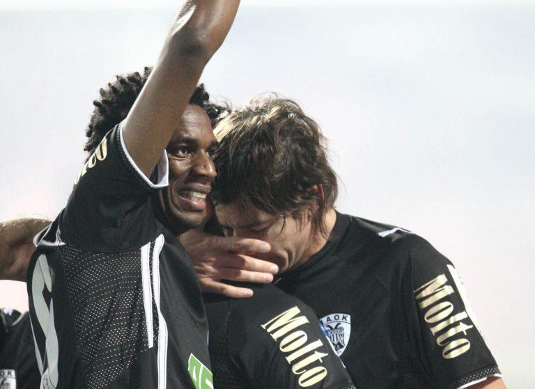 Γκαρσία: Το γκολ το έβαλε η μητέρα μου | Newsit.gr