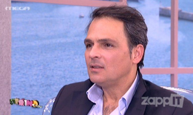 Σταμάτης Γαρδέλης: «Έβλεπα το φιλί σαν βιασμό» | Newsit.gr