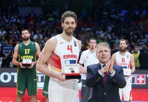 Eurobasket 2015: Αυτός είναι ο ασύλληπτος Πάου Γκασόλ (VIDEO)