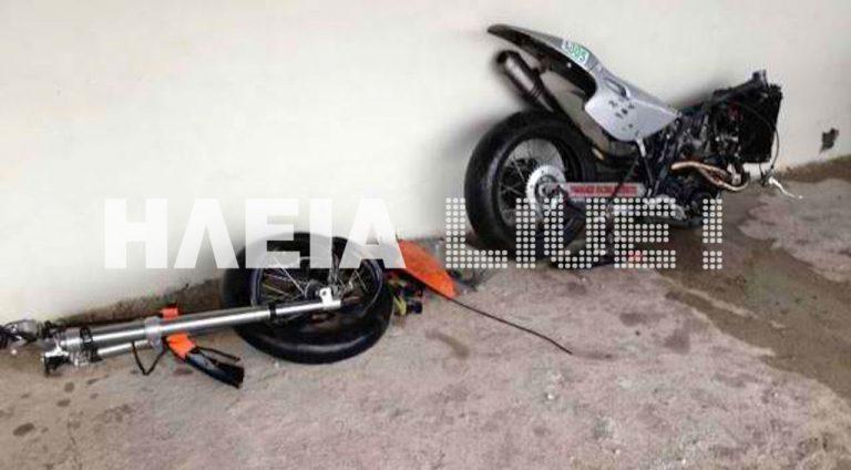 Νεκρός νεαρός σε τροχαίο στη Γαστούνη   Newsit.gr