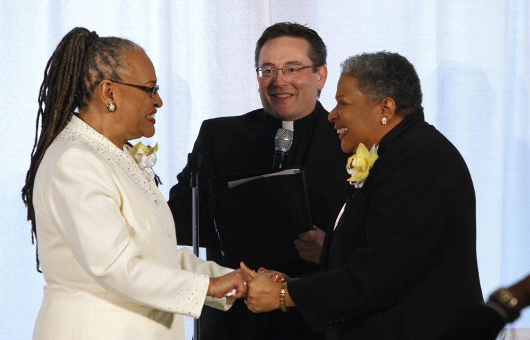 Οι πρώτοι gay γάμοι στην Ουάσινγκτον | Newsit.gr