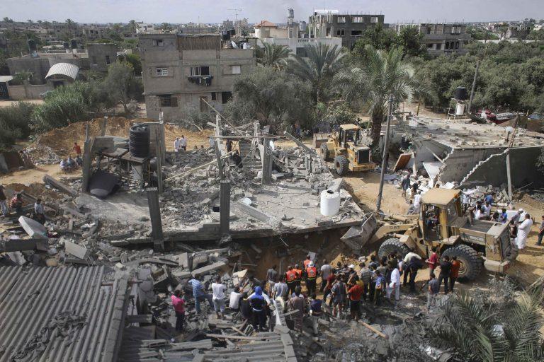 Γάζα: Εντολή της ΕΕ να γίνει έρευνα για τον βομβαριδισμό σχολείου του ΟΗΕ
