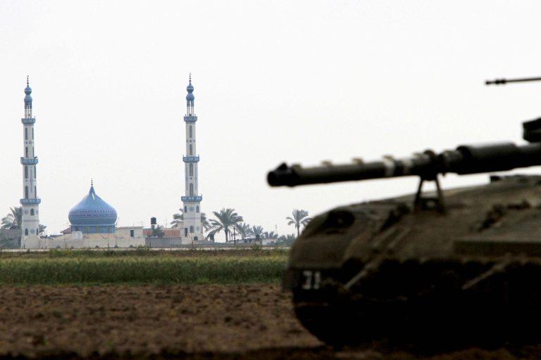 Ισραηλινή επιδρομή στη Γάζα | Newsit.gr