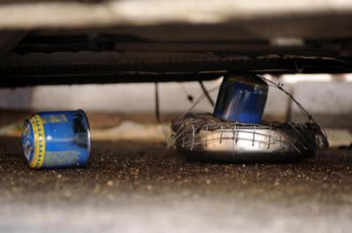 Καβάλα: Γκαζάκια σε αυτοκίνητο κρατουμένου | Newsit.gr