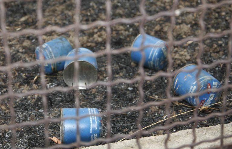 Θεσσαλονίκη: Γκαζάκια σε αποθήκη χαρτικών   Newsit.gr