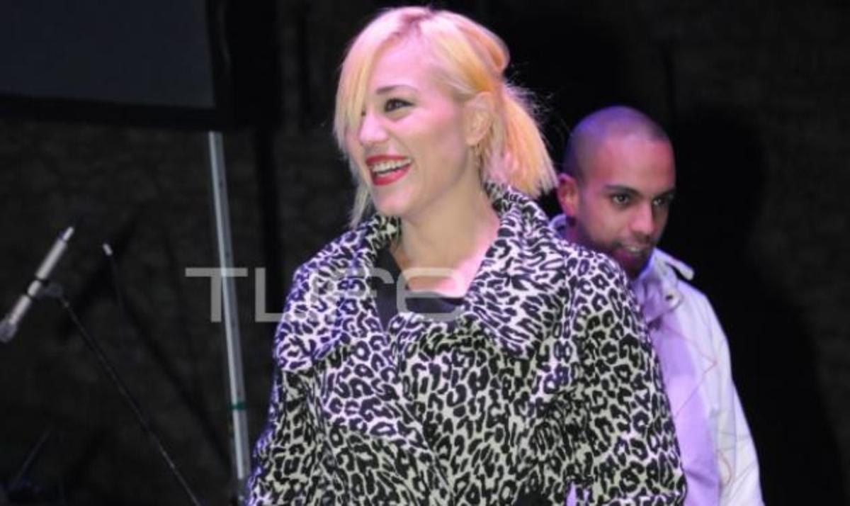Τι έκανε η Πηνελόπη Αναστασοπούλου στο Γκάζι; Δες φωτογραφίες | Newsit.gr