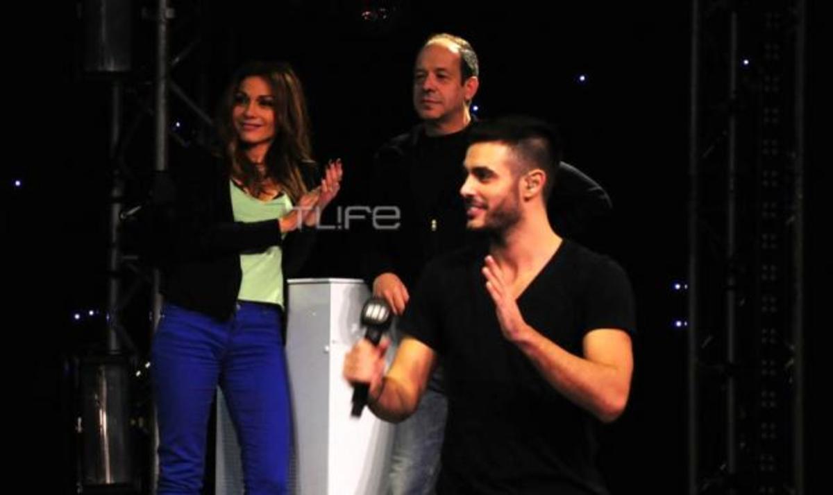 Δ. Βανδή – Κ. Μαρτάκης: Τι έκαναν λίγο πριν τον ελληνικό τελικό της Eurovision;   Newsit.gr
