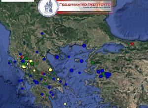 Σεισμός στα Γιάννενα: ΤΩΡΑ πάνω από 170 μετασεισμοί