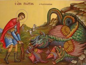 Συγκλονιστικά θαύματα του Αγίου Γεωργίου