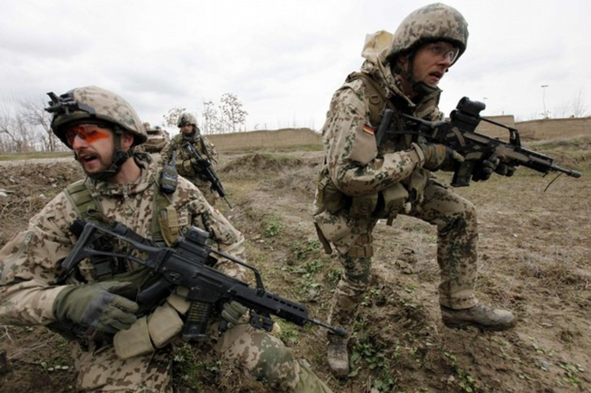 Ο γερμανικός στρατός θα αναλαμβάνει δράση σε περιπτώσεις τρομοκρατίας! | Newsit.gr